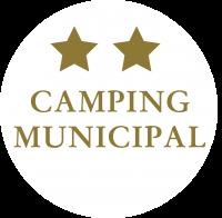 Local campsite of l'Ile d'Or in Amboise
